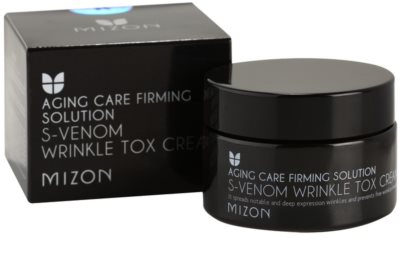 Mizon Aging Care Firming Solution Anti-Faltencreme mit Schlangengift 3