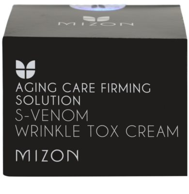 Mizon Aging Care Firming Solution Anti-Faltencreme mit Schlangengift 4