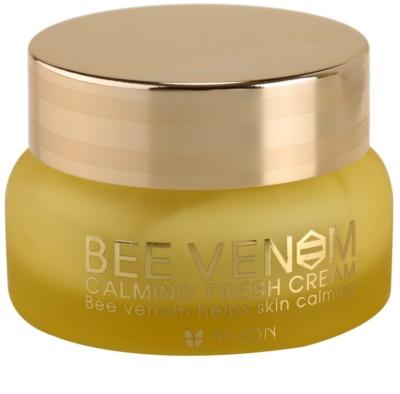 Mizon Bee Venom Calming Fresh Cream bőrkrém méhméreggel