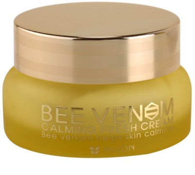 Mizon Bee Venom Calming Fresh Cream crema pentru ten  cu venin de albine
