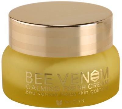 Mizon Bee Venom Calming Fresh Cream creme facial com veneno de abelha