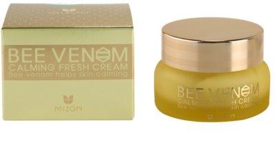 Mizon Bee Venom Calming Fresh Cream pleťový krém s včelím jedem 2