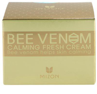 Mizon Bee Venom Calming Fresh Cream Hautcreme mit Bienengift 4