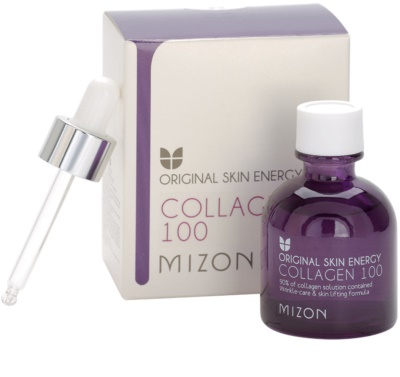 Mizon Original Skin Energy Collagen 100 serum za obraz s kolagenom 2