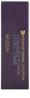 Mizon Intensive Firming Solution Collagen Power toner piele cu efect lifting 4