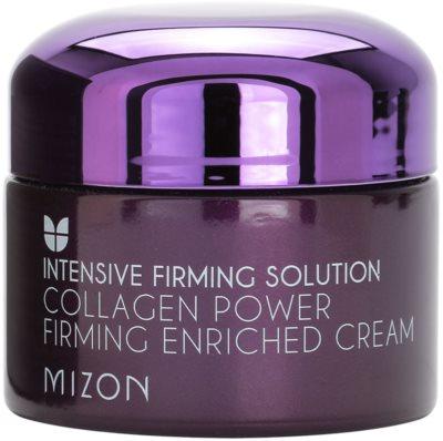 Mizon Intensive Firming Solution Collagen Power lift crema de fata pentru fermitate antirid