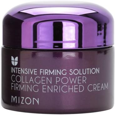 Mizon Intensive Firming Solution Collagen Power stärkende Krem gegen Falten