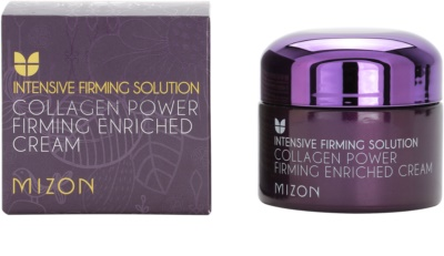 Mizon Intensive Firming Solution Collagen Power feszesítő krém a ráncok ellen 2