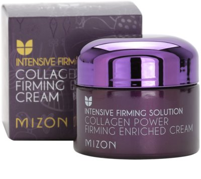 Mizon Intensive Firming Solution Collagen Power feszesítő krém a ráncok ellen 3