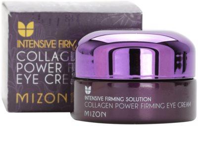 Mizon Intensive Firming Solution Collagen Power krema za učvrstitev kože okoli oči proti gubam, zabuhlosti in temnim kolobarjem 3