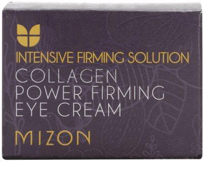 Mizon Intensive Firming Solution Collagen Power krema za učvrstitev kože okoli oči proti gubam, zabuhlosti in temnim kolobarjem 4