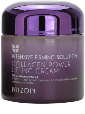 Mizon Intensive Firming Solution Collagen Power creme com efeito lifting  antirrugas