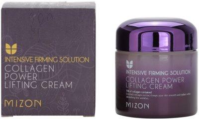 Mizon Intensive Firming Solution Collagen Power crema cu efect de lifting antirid 2