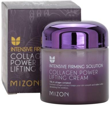 Mizon Intensive Firming Solution Collagen Power crema cu efect de lifting antirid 3