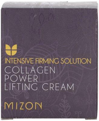 Mizon Intensive Firming Solution Collagen Power crema cu efect de lifting antirid 4