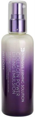 Mizon Intensive Firming Solution Collagen Power emulsie pentru curatare cu efect lifting