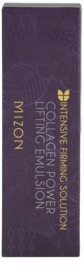 Mizon Intensive Firming Solution Collagen Power emulsie pentru curatare cu efect lifting 4