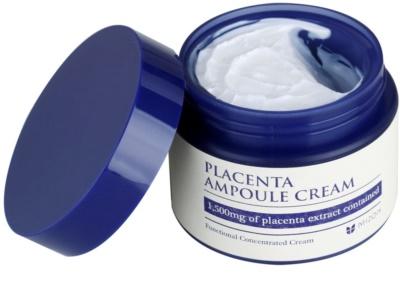 Mizon Placenta Ampoule Cream krém  az arcbőr regenerálására és megújítására 1