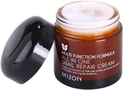 Mizon Multi Function Formula crema regeneratoare cu extract de melc 92% 1