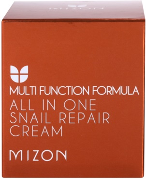 Mizon Multi Function Formula crema regeneratoare cu extract de melc 92% 4