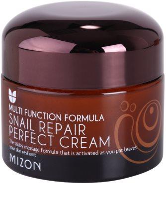 Mizon Multi Function Formula крем за лице  с филтрат на охлювен секрет 60%
