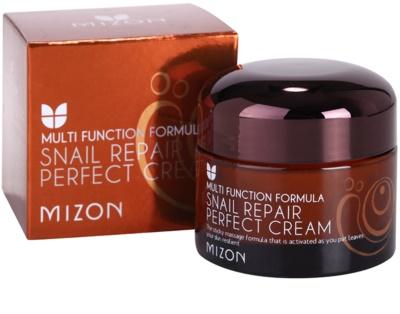 Mizon Multi Function Formula Hautcreme mit Filtrat aus Schneckensekret 60% 2