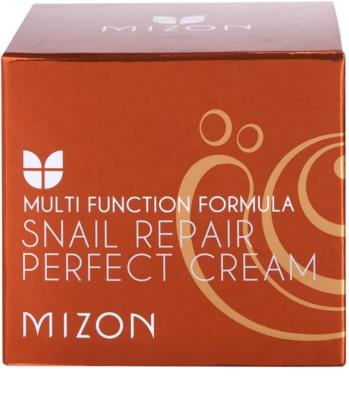 Mizon Multi Function Formula Hautcreme mit Filtrat aus Schneckensekret 60% 4