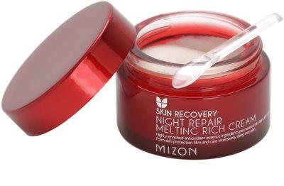 Mizon Skin Recovery crema de noapte pentru reintinerire pentru o piele mai luminoasa 1