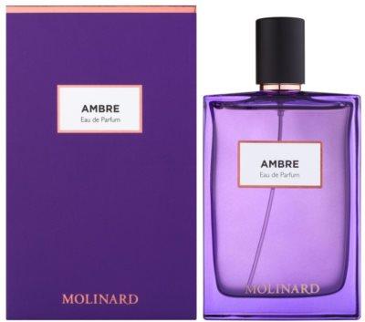 Molinard Ambre eau de parfum nőknek