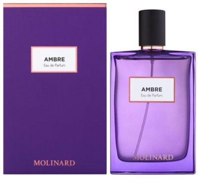 Molinard Ambre eau de parfum para mujer