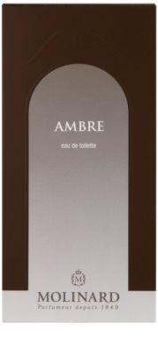 Molinard Les Elements Ambre Eau de Toilette für Damen 4