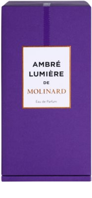 Molinard Privee Ambre Eau de Parfum unissexo 4