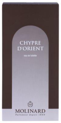 Molinard Les Orientaux Chypre D'Orient toaletní voda pro ženy 4