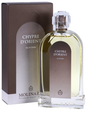 Molinard Les Orientaux Chypre D'Orient toaletní voda pro ženy 1