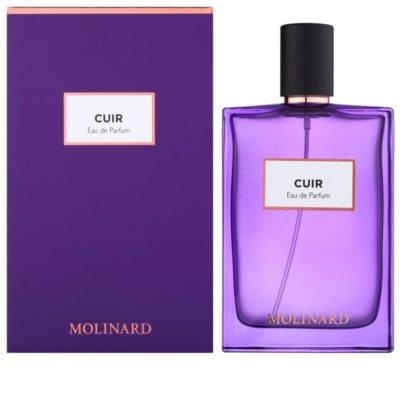Molinard Cuir Eau de Parfum para mulheres