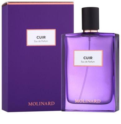 Molinard Cuir Eau de Parfum para mulheres 1