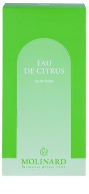 Molinard The Freshness Eau de Citrus Eau de Toilette unisex 4