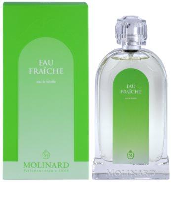 Molinard The Freshness Eau Fraiche toaletní voda unisex