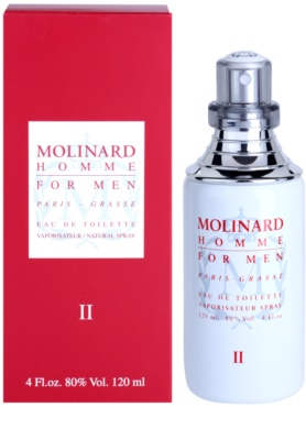 Molinard Homme Homme II eau de toilette para hombre