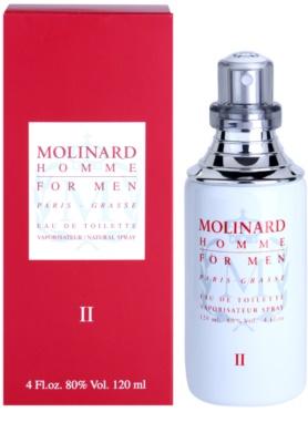 Molinard Homme Homme II toaletná voda pre mužov