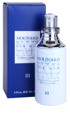 Molinard Homme Homme III Eau de Toilette pentru barbati 1