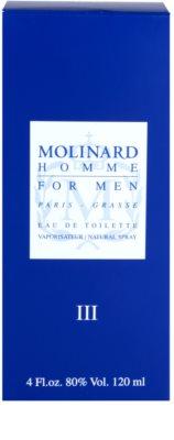 Molinard Homme Homme III Eau de Toilette pentru barbati 4