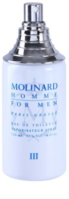 Molinard Homme Homme III toaletní voda tester pro muže
