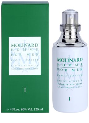 Molinard Homme Homme I eau de toilette férfiaknak