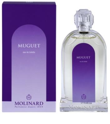 Molinard Les Elements Muguet Eau de Toilette für Damen