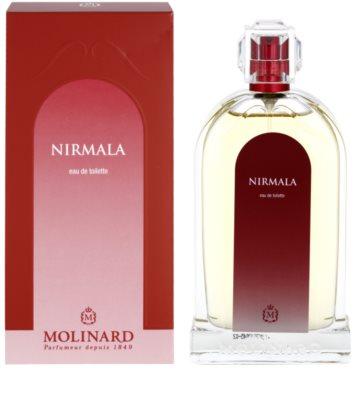 Molinard Nirmala toaletní voda pro ženy