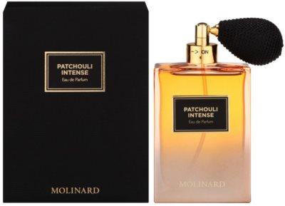 Molinard Patchouli Intense eau de parfum nőknek