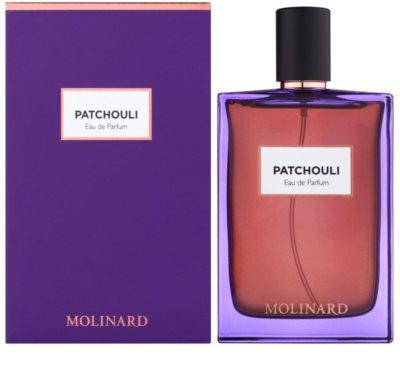 Molinard Patchouli eau de parfum nőknek