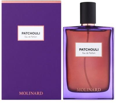 Molinard Patchouli parfémovaná voda pro ženy