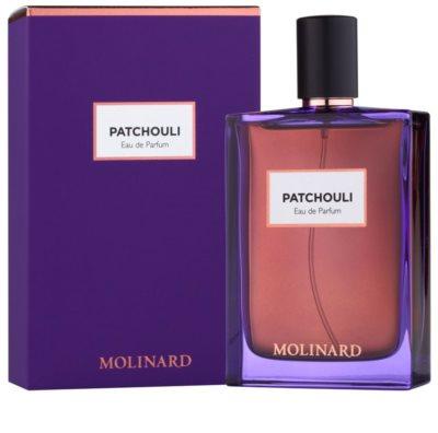 Molinard Patchouli Eau de Parfum für Damen 1